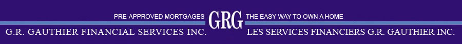 G.R. Gauthier Financial Services Inc.